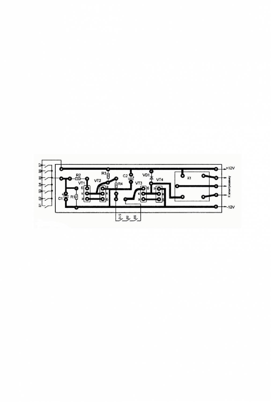 схема самодельного оптического тахометра